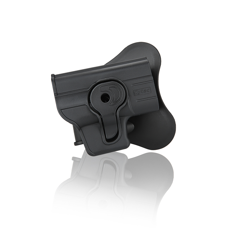 Cytac XDM XD9 / XD40 Compact Tactical Paddle Holster