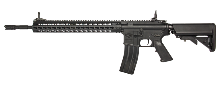 "G&G CM15 KR-APR 14.5"" Keymod AEG Electric Rifle"