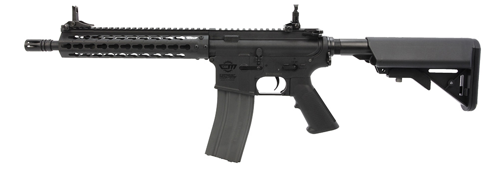 "G&G CM15 KR-Carbine 10"" Electric AEG Electric Rifle - Black"