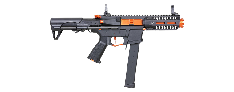 G&G CM16 ARP 9 CQB AEG Rifle w/ ETU & Mosfet - AMBER ORANGE