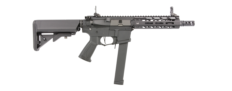 G&G PCC9 9mm Carbine w/ ETU & Mosfet AEG Rifle - LIMITED EDITION