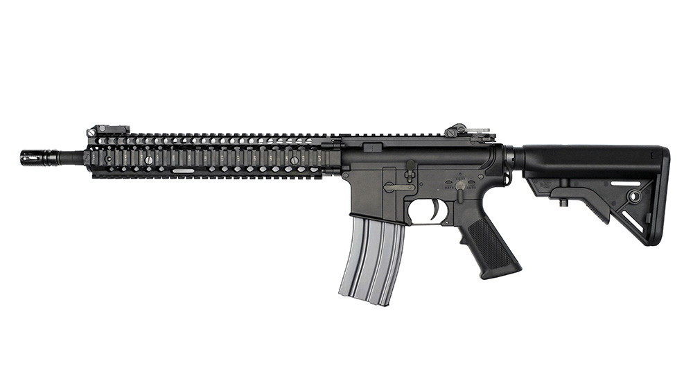 E&L AR SOPMOD II Full Metal M4 AEG Electric Rifle