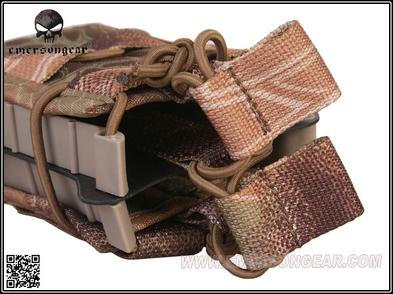 Emerson Double Modular Rifle Magazine Magazine Pouch - HLD