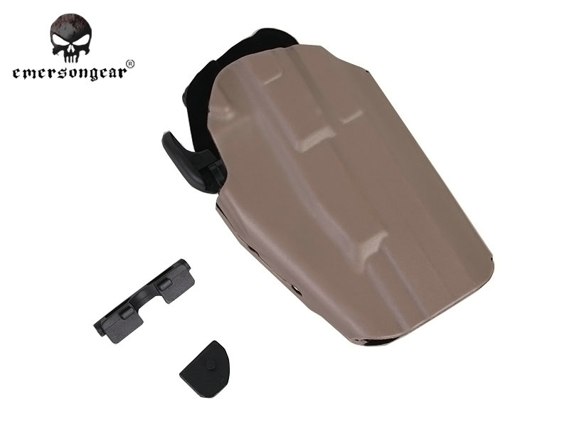 Emerson 579 Style Multi Platform Quick Draw Holster - Tan