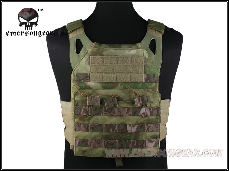 EMERSON JPC Tactical Plate Carrier - ATACS FG