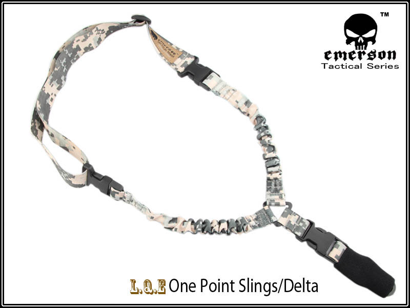 EMERSON L.Q.E One Point Delta Sling - ACU