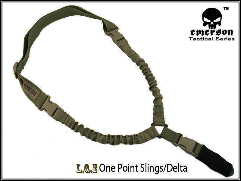 EMERSON L.Q.E One Point Delta Sling - OD