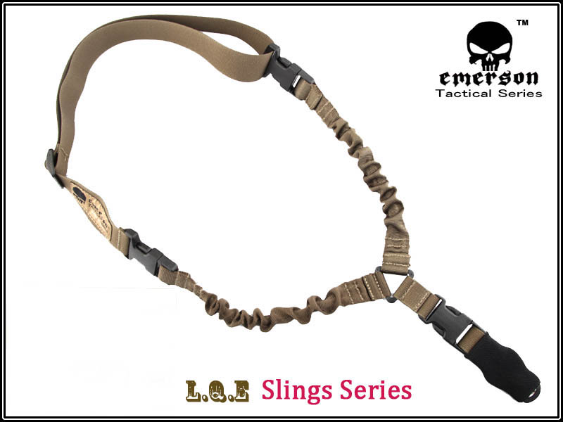 EMERSON L.Q.E One Point Delta Sling - CB