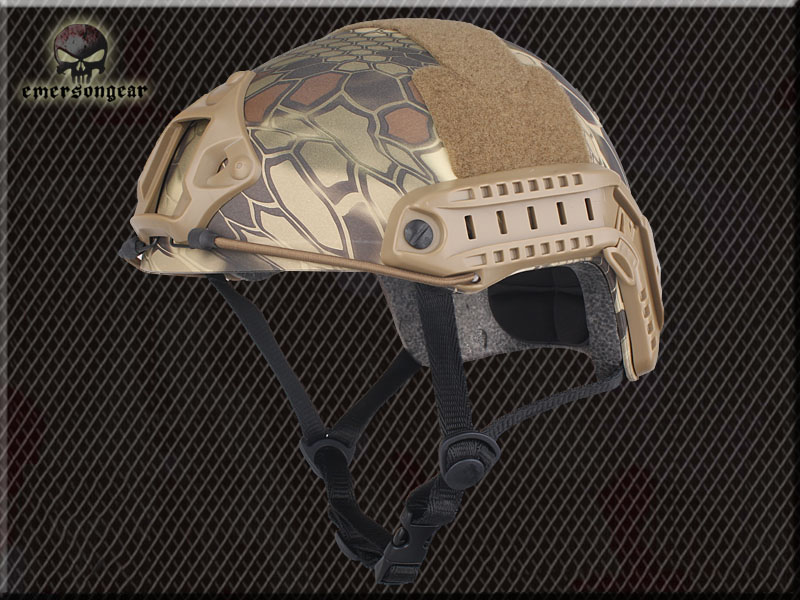 Emerson FAST Helmet MH Type - Highlander - Economic Version
