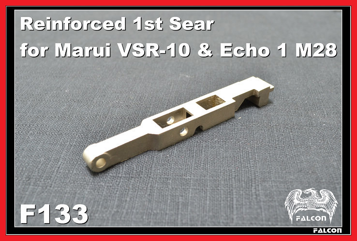 FALCON Reinforced 1st Sear for Marui VSR-10/KS M24/Echo1 M28