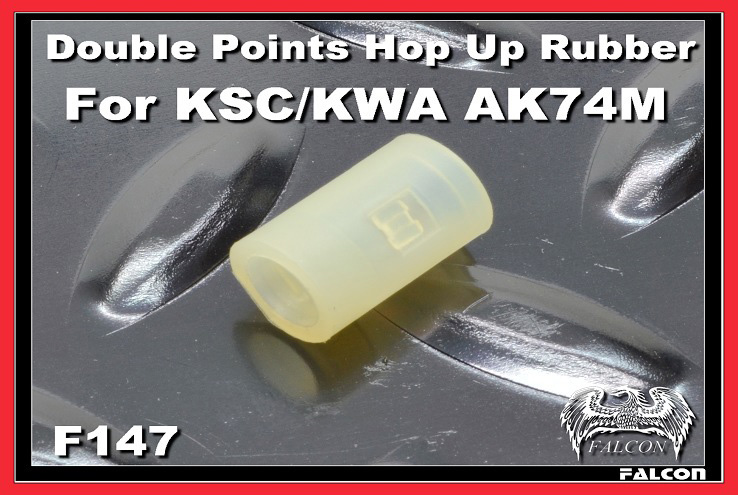 FALCON Double Points Hop Up Rubber for KSC/KWA AK74M GBB Rifle