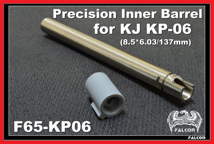Falcon Precision Inner Barrel for KJ KP-06 (8.5*6.03/137mm)