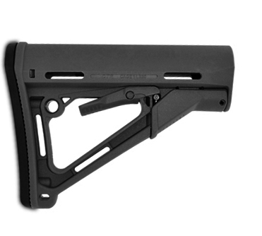 SHS MP CTR Style M4 Rifle Stock for AEG & GBB - BK