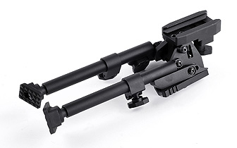 VFC Extreme Full Metal Tactical Bipod - Picatinny Mount