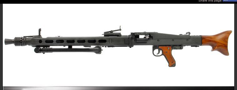 steel bb machine gun