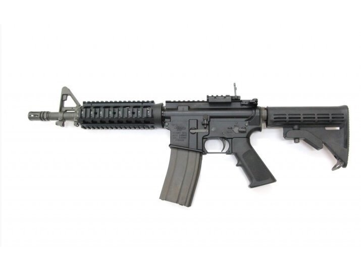 GHK M4A1 RIS 10.5 inch GBB Rifle - Version 2