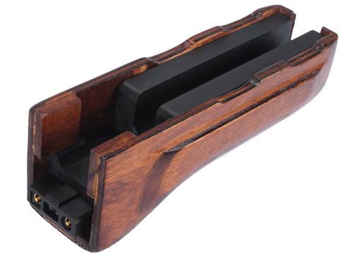 G&G GKM AK Li-Po Battery Wood Handguard (11 1V / 1100mAh