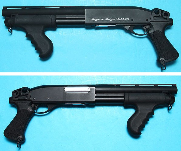 G&P M870 Mad Dog Type Shotgun (Shorty)