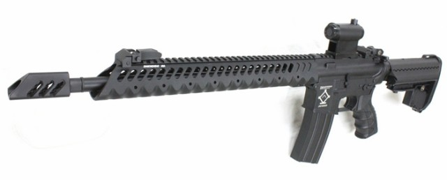 A&K Diamondhead M4 Electric AEG Rifle