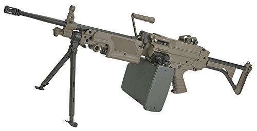 A&K M249 MKI SAW Light Machine Gun AEG - DE