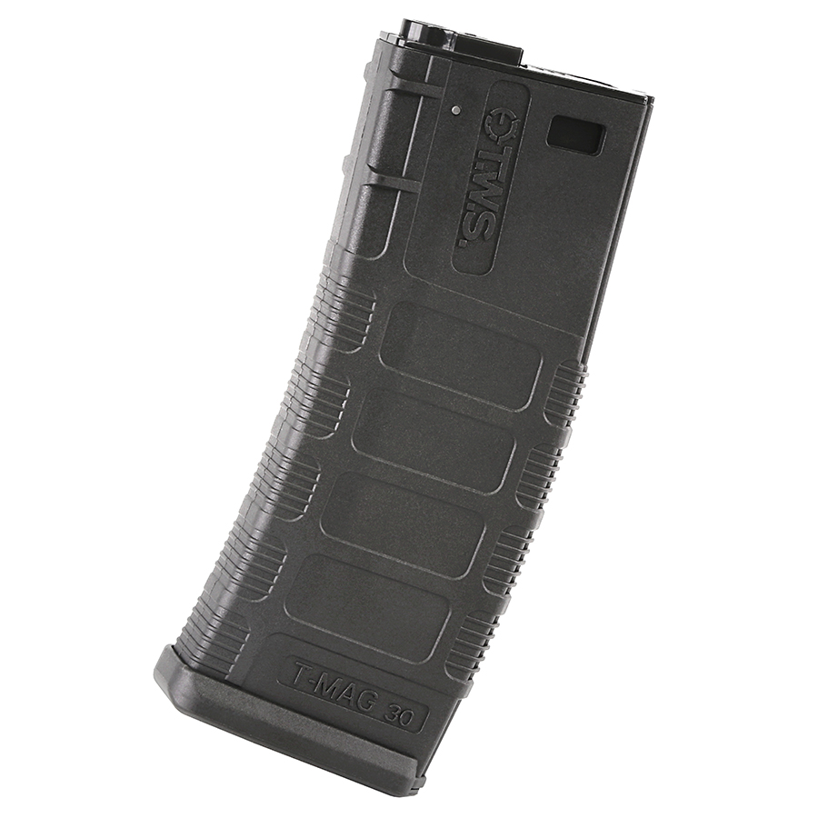 King Arms 370 Rds (TWS) TMAG for M4 / Black Rain Ord Series - BK