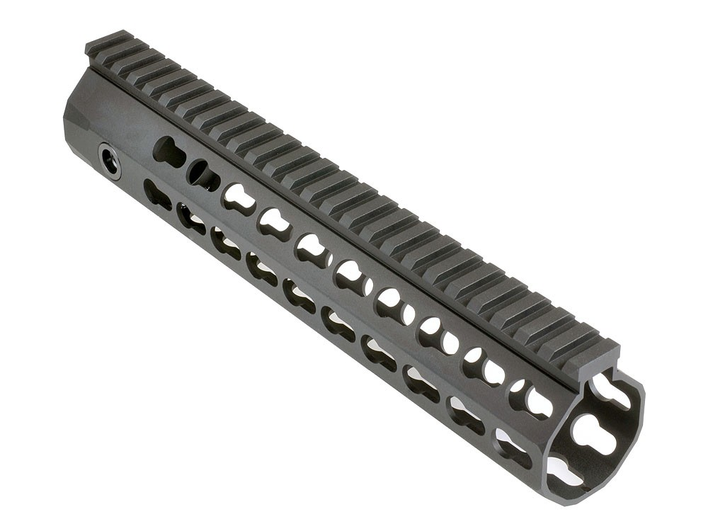 Knight's Armament Airsoft URX4 Keymod Rail - Black - 10""