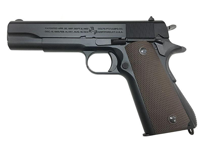 KSC Colt M1911A1 Fully Trademarked - A PLUS Custom (New Ver)
