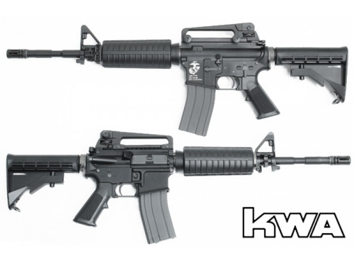 KSC M4A1 LM4 PTR GBB Rifle (System7 Two, non-US)