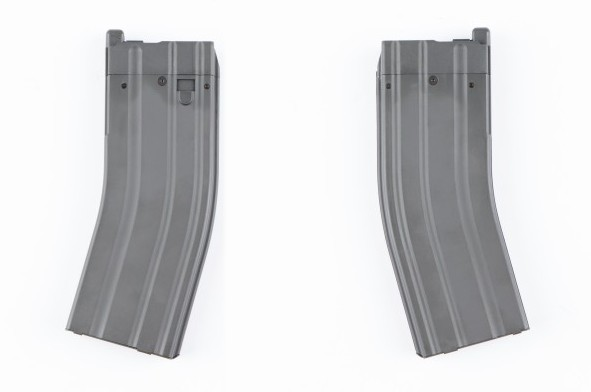 KSC 40 Rounds Gas Magazine for M4 GBB Rifle (Black)