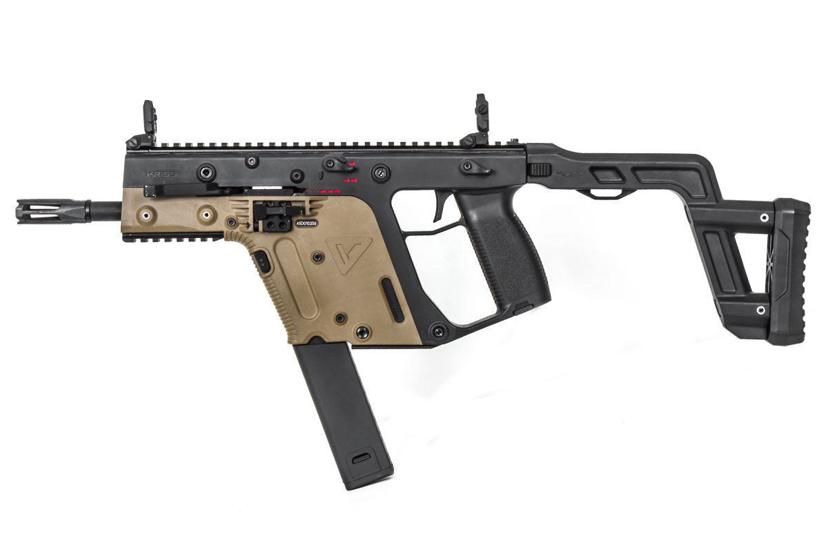 Krytac Fully Licensed Kriss Vector GEN2 AEG Rifle - Two Tone