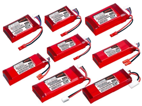 1 Let us choose Lipo Battery for you
