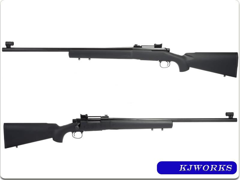 KJW M700 Police Gas Sniper Rifle