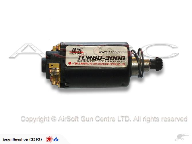 ICS Turbo-3000 Reinforced Medium type Motor