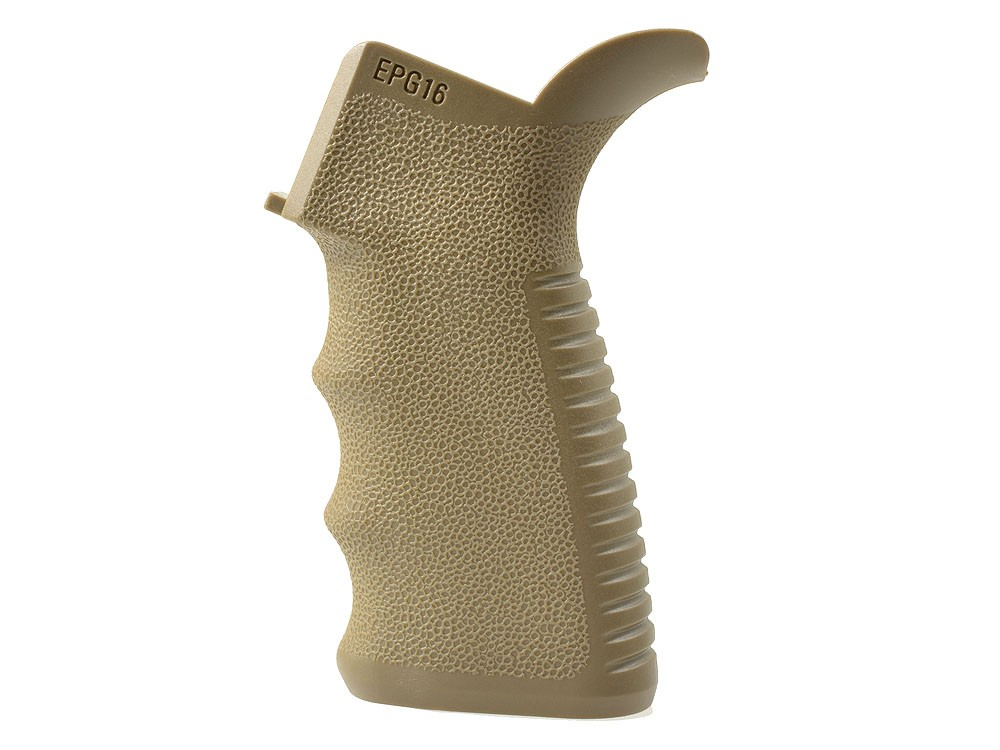 MFT industries ENGAGE pistol grip 16 for Airsoft - FDE