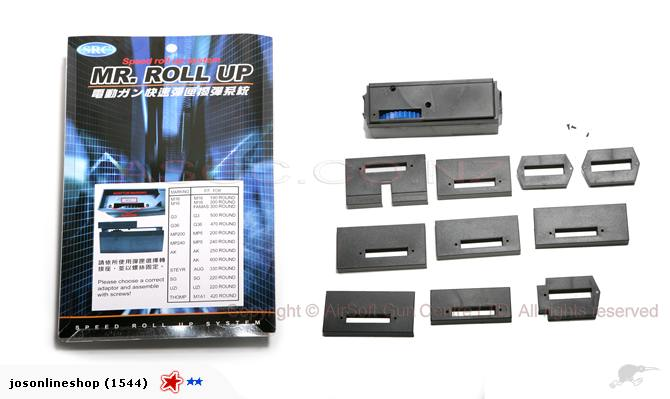 SRC Speed Roll up System MR.Roll UP (Taiwan Made)