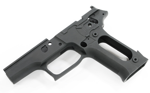 Guarder SIG P226 Aluminum Frame for Marui P226R - Black