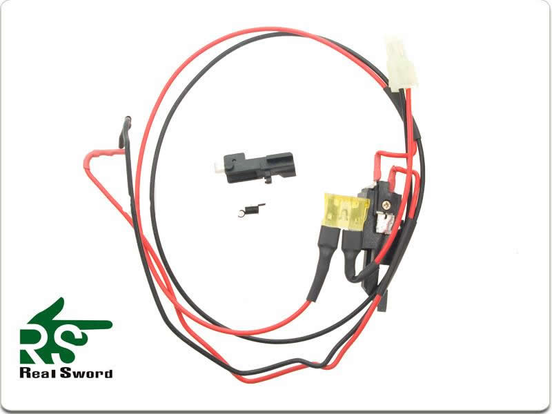 Real Sword - Switch Assembly for T3 Gearbox SVD