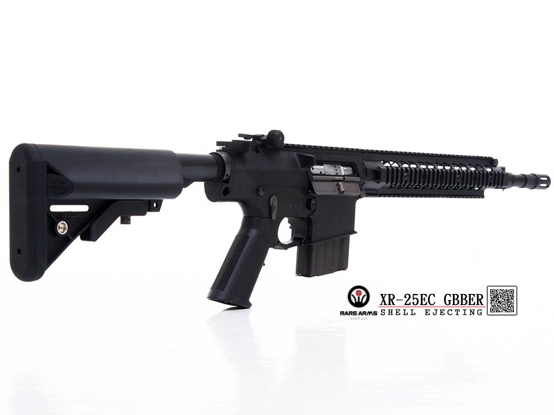 Rare Arms XR25-EC (Shell Ejecting) CO2 GBBR