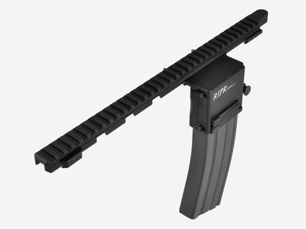 Madbull RESET RIPR - Rifle Integrated Power Rail -GBB Ready Mag