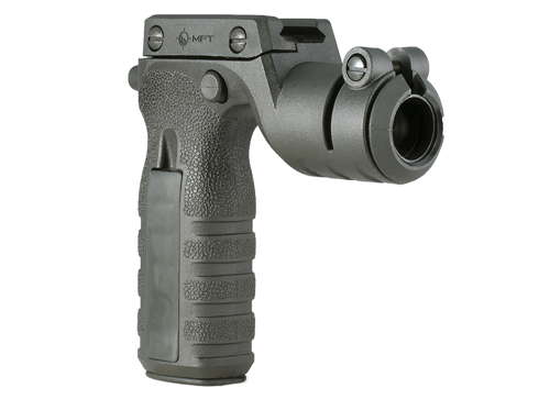 Madbull REACT™ Torch and Vertical Grip BK