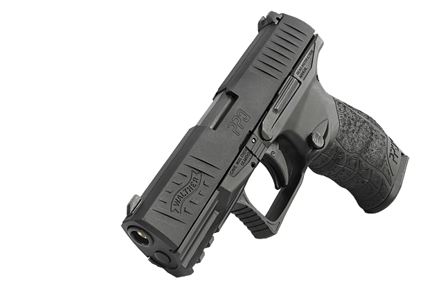 VFC (Umarex) Walther PPQ M2 GBB Pistol - BK (Asia Edition)