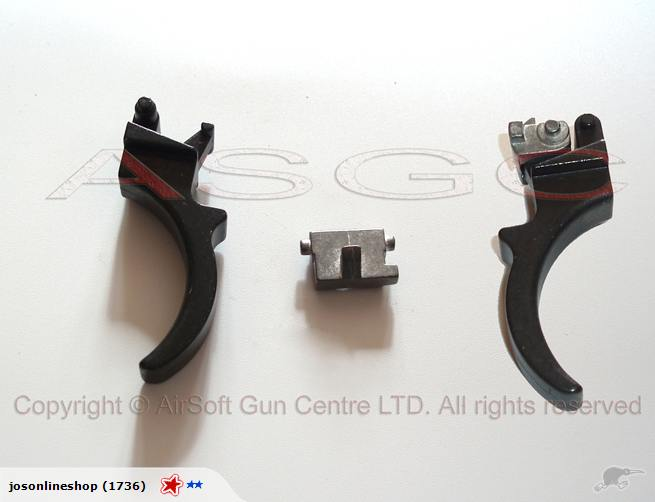 SRC Reinforced Trigger Piece for AK Series SEG