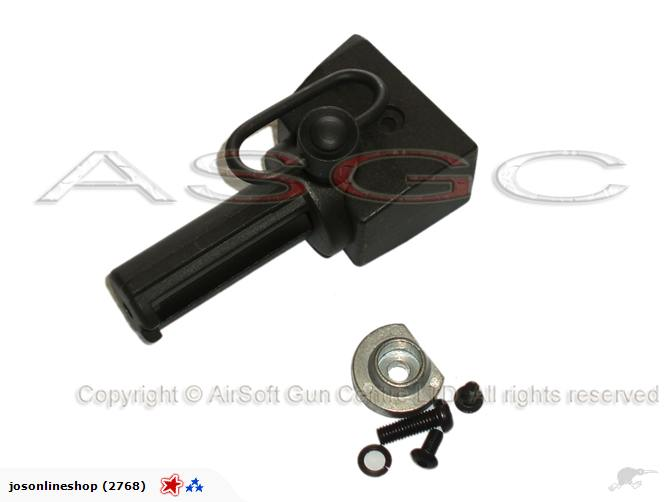SRC AK Stock Adapter for M4 Stock