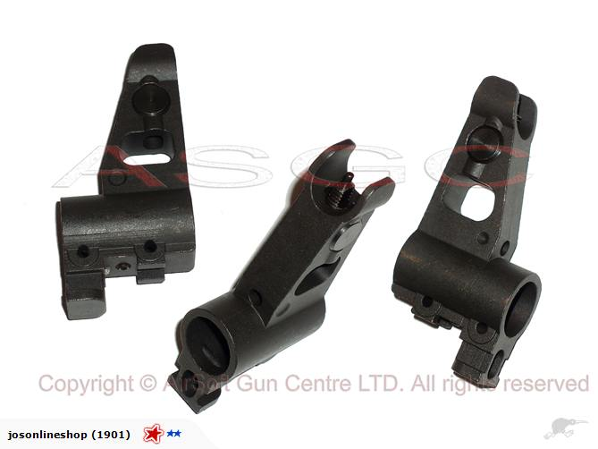 SRC AK Steel Front Sight - Made In Taiwan