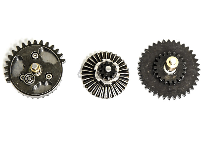 SHS 16:1 Steel High Speed Gear Set