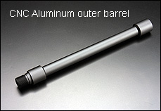 SRC MP5 CNC Aluminum Outer Barrel