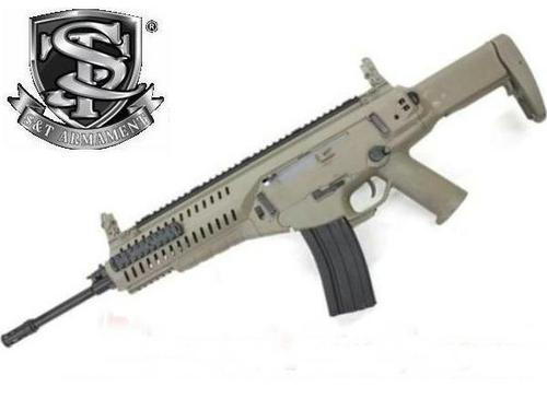 S&T Umarex ARX-160 EBB AEG (Beretta Licensed, Dark Earth)