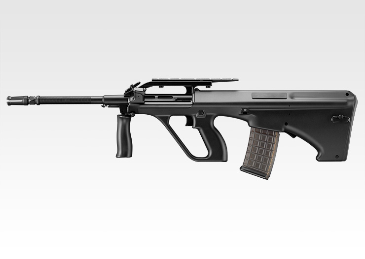 Tokyo Marui AUG Civilian Special Automatic Electric Rifle - BK