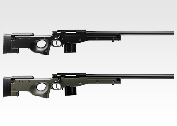 Tokyo Marui L96 AWS Bolt action Spring Sniper Rifle - OD