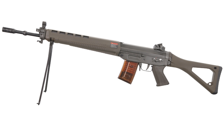 G&G SG550 Swiss Arms Full Metal AEG Rifle